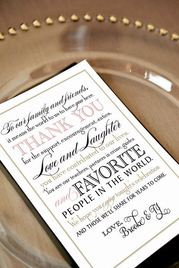 Printable Wedding Thank You Note for Guests - pomp creative