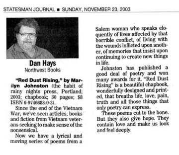 Dan Hays Review