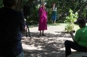 Joan Huntley, Austin Organic Gardeners