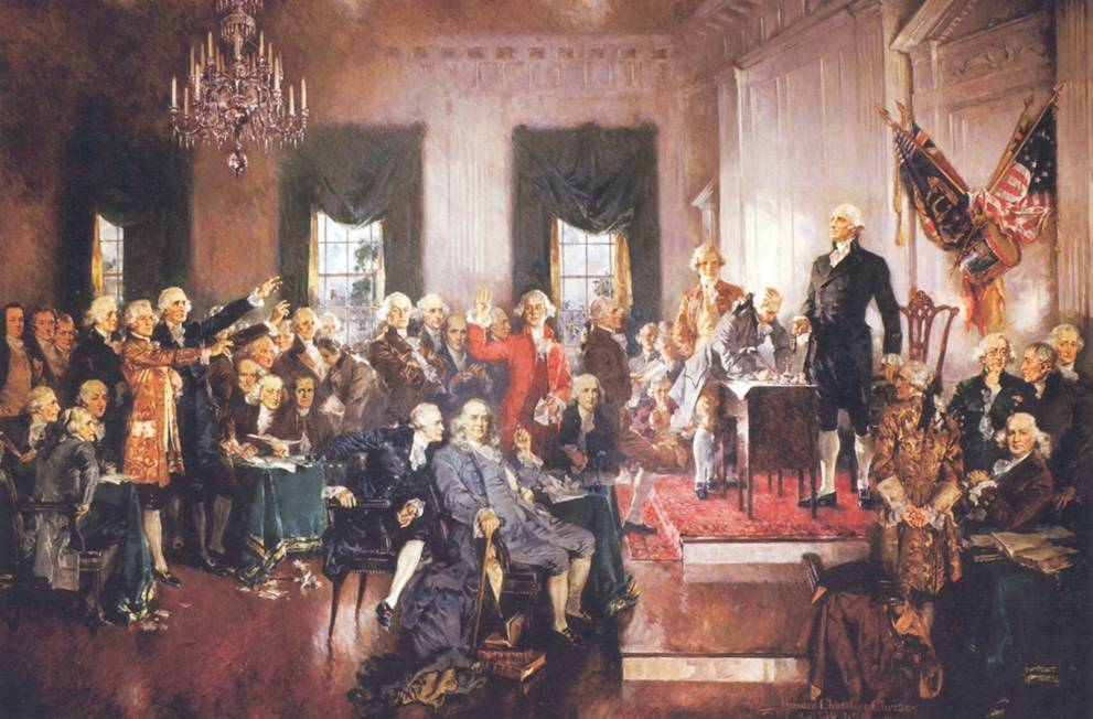 Compromises at the Constitutional Convention Principled