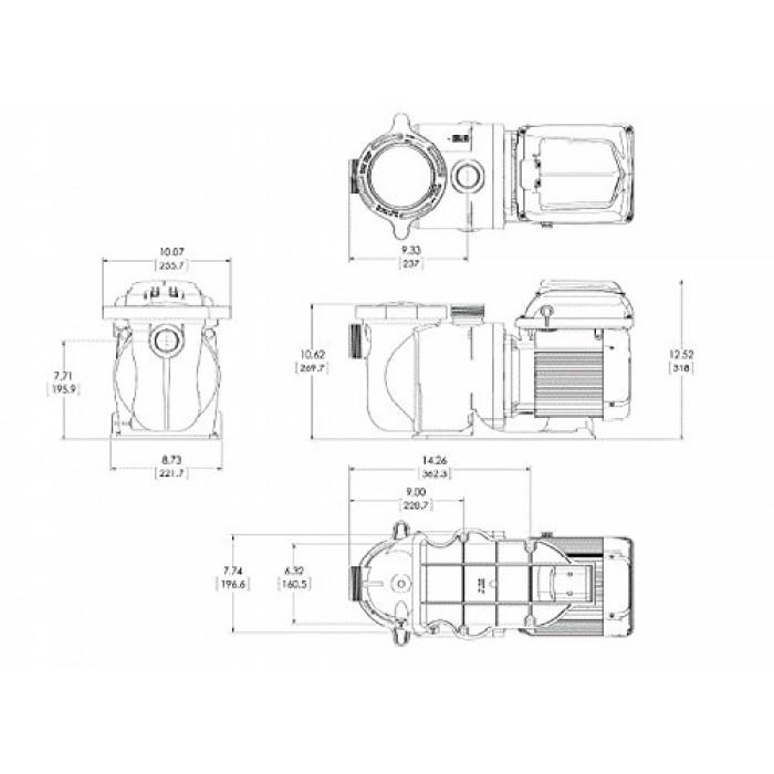 vs belt diagram