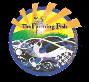 The farming Fish Logo