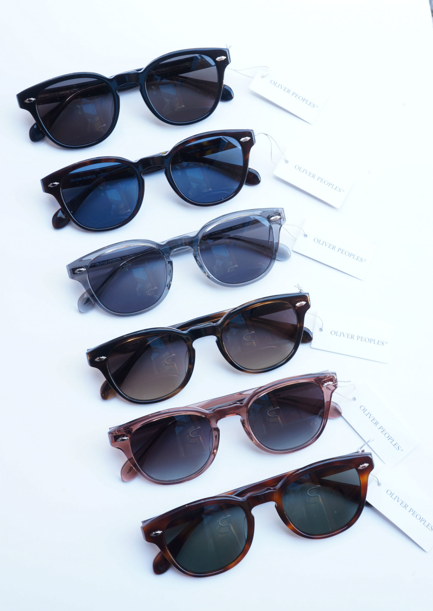 OLIVER PEOPLES Sheldrake plus-J