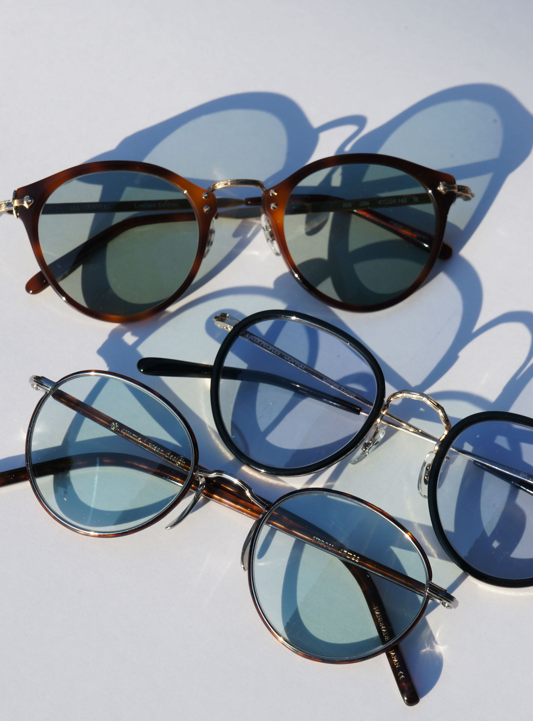 OLIVER PEOPLES/ayame SUNGLASSES