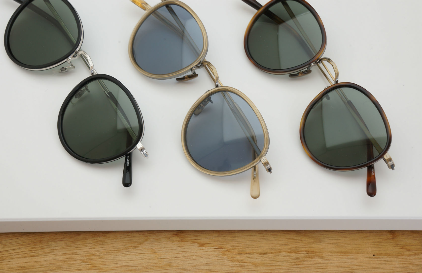OLIVER PEOPLES MP-2 48size