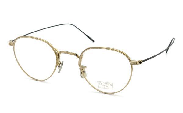 EYEVAN 7285 メガネ 146 C.9007 [9th]