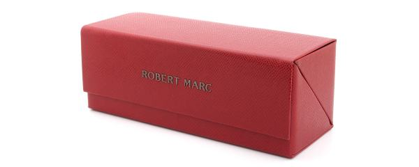 ROBERT MARC 2P-LEATHER-CASE col.RED
