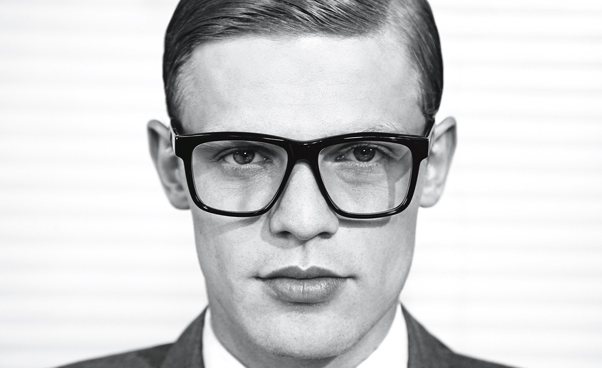 THOM BROWNE eyewear 2011 lookbook 10 ponmegane
