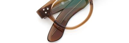 The Spectacle 1950s-70s TART OPTICAL FDR BROWN 44-22