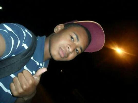 Lucas Custódio dos Santos, 14 anos