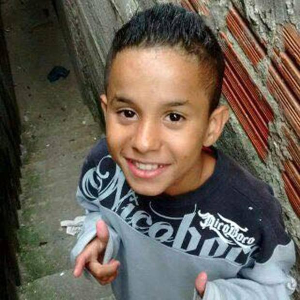 Waldik Gabriel Silva Chagas, morto por um GCM na Cidade Tiradentes