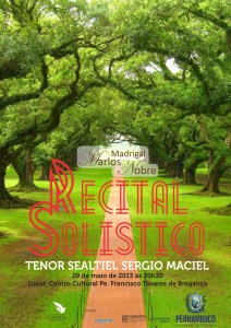 Madrigal Recital Solistico