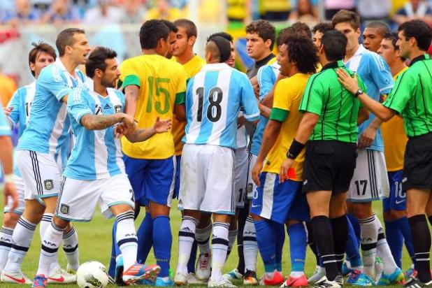 Argentina vs Brazilia