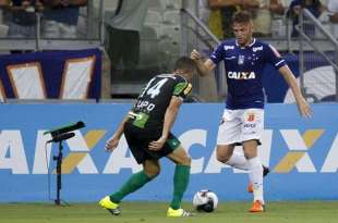 Cruzeiro vs America Mineiro