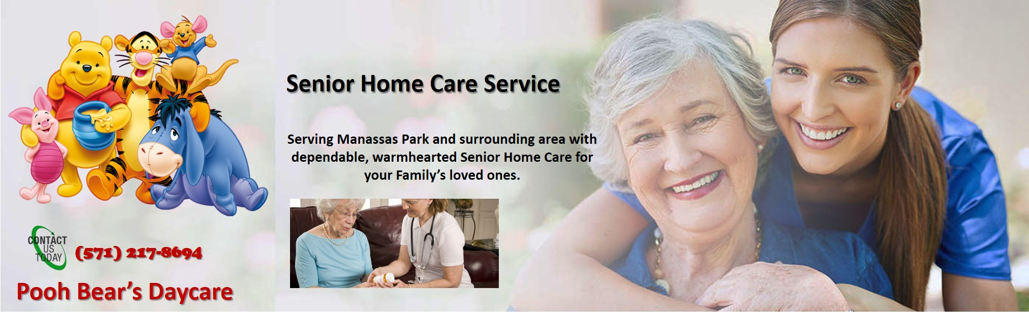Home Care Service Senior Home Care Services Pooh Bear S Daycare Home Health Care