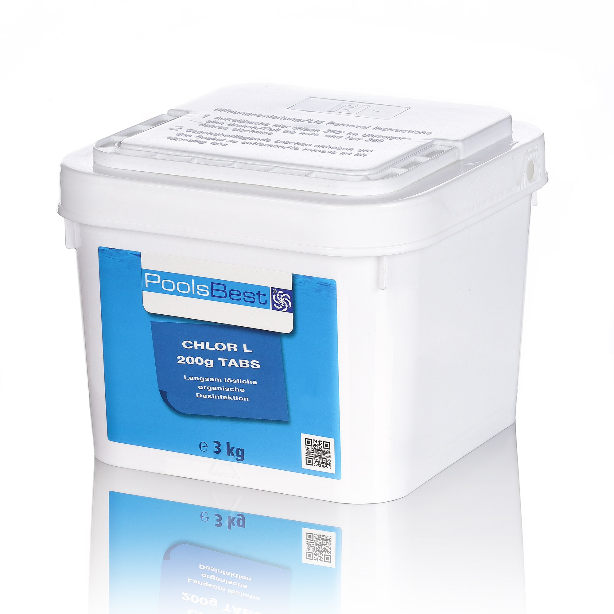 Pool Best Multitabs 5 In 1 3 Kg Poolsbest Chlortabletten L 200g 80 90 Aktivchlor