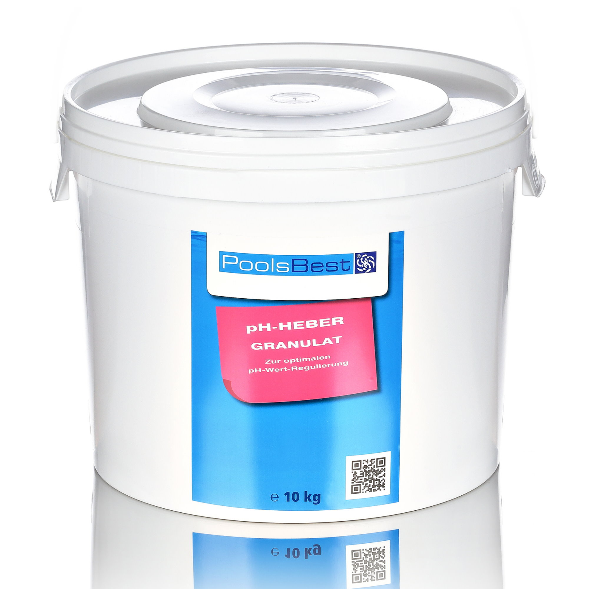 Multitabs Pool 5 Kg 10 Kg - Poolsbest® Ph-heber Granulat | Pool-chlor-shop