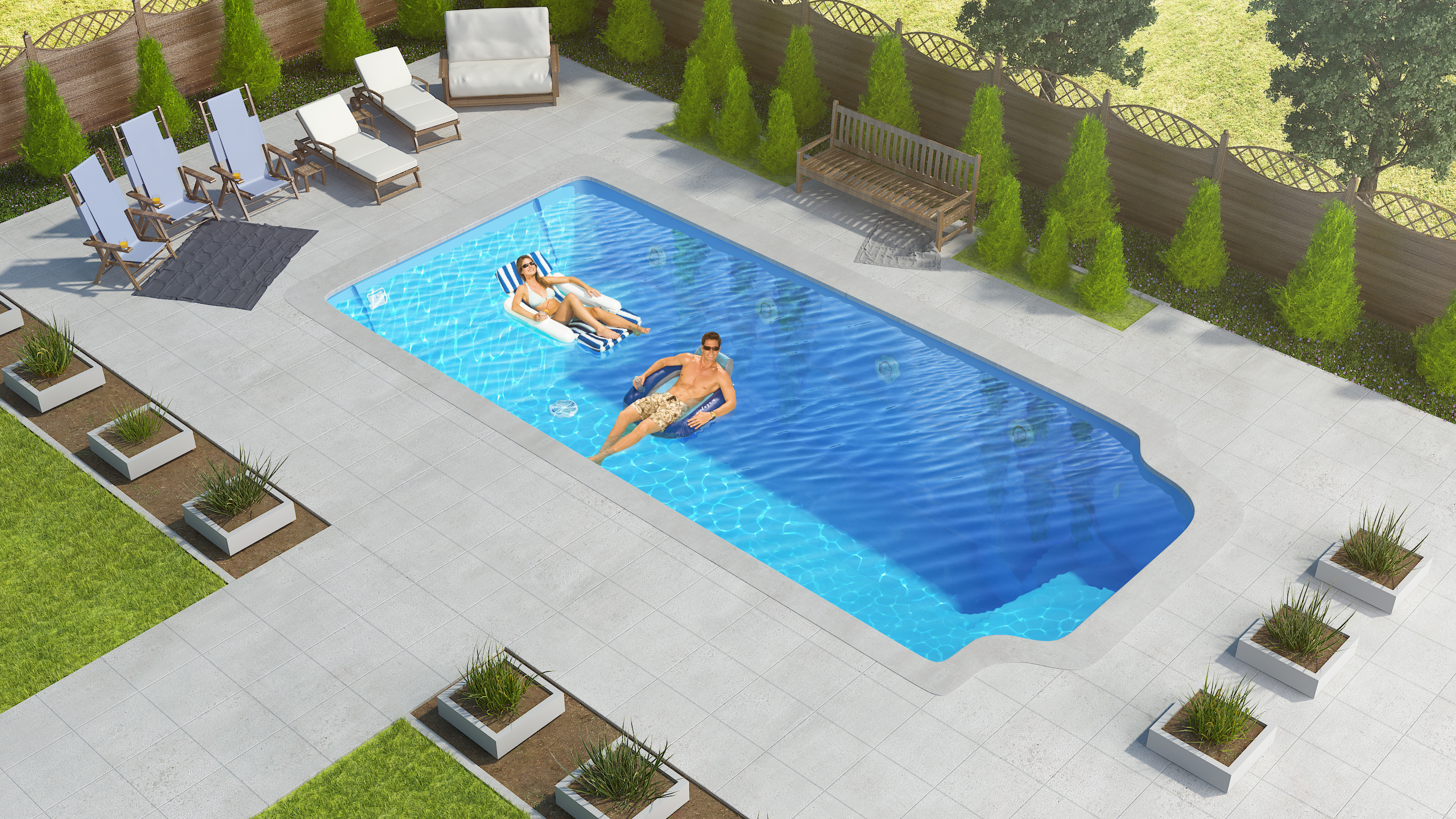 Pool Bauen 8 X 4 Home Pool Express