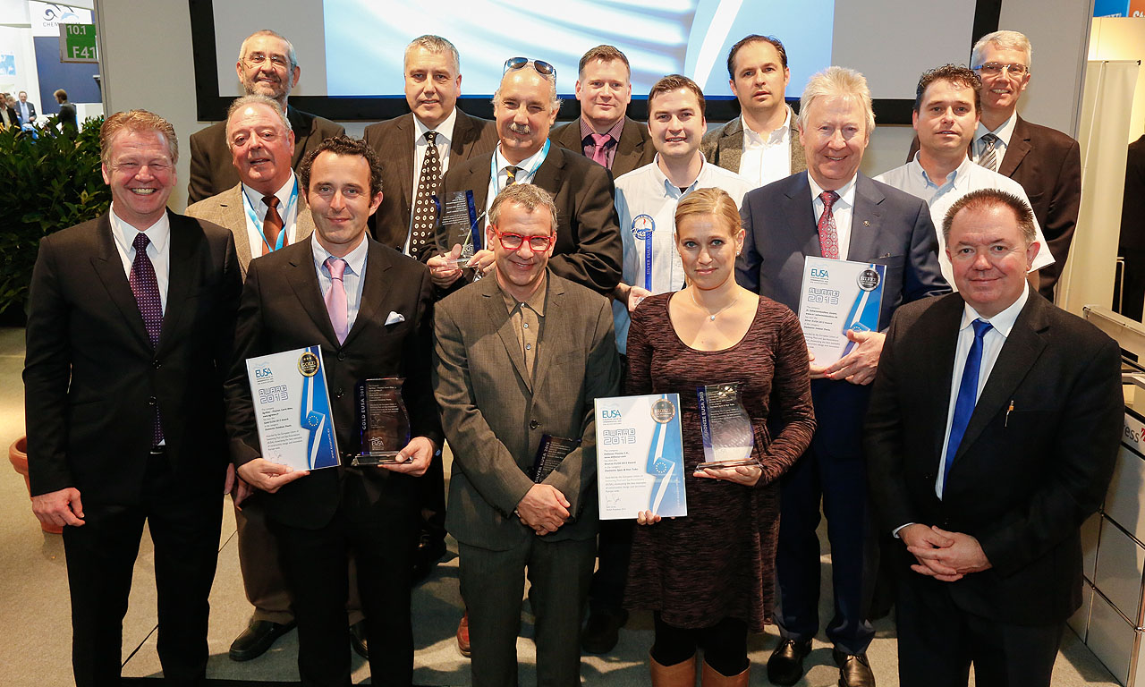 Agretec Eusa Award 2013 Pool Magazin
