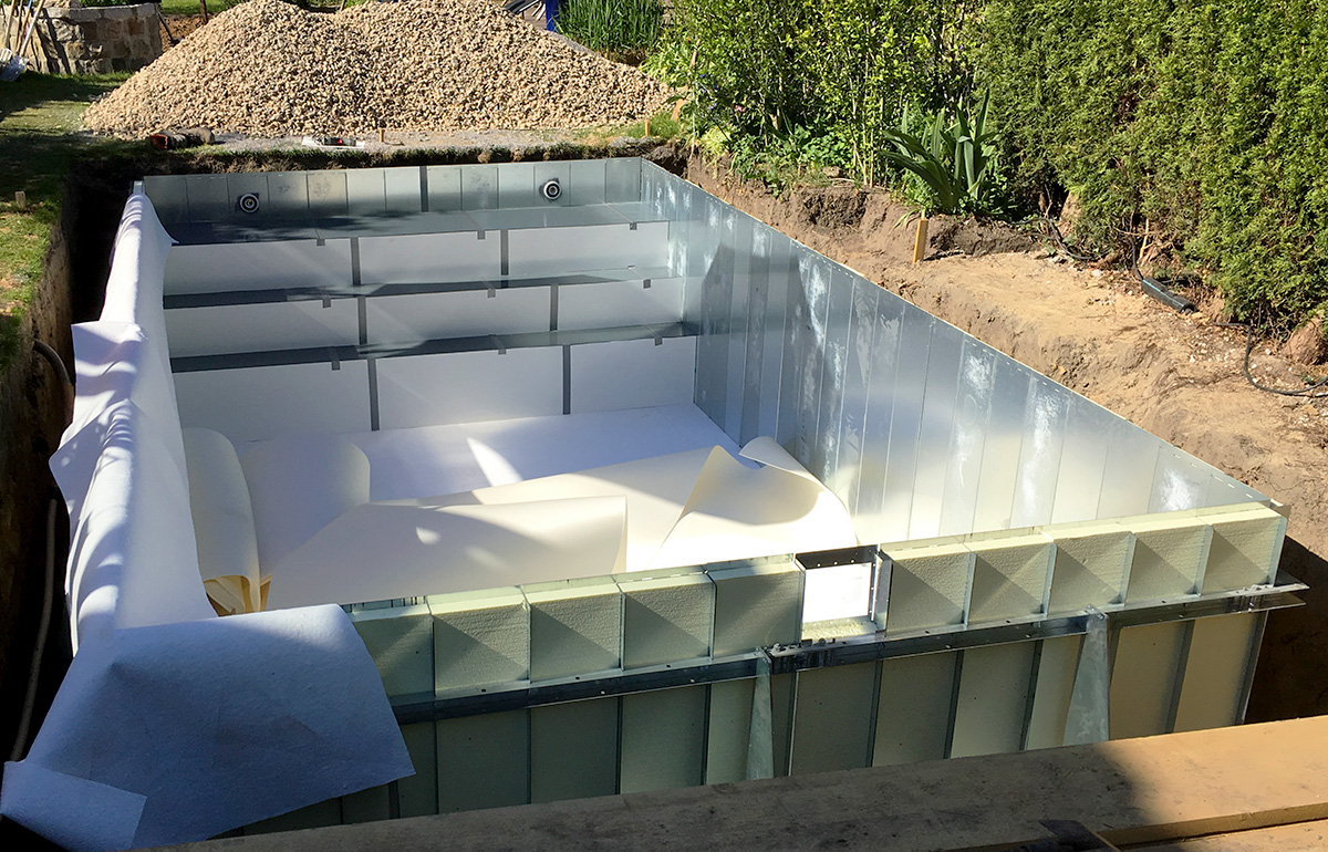 Pool Bausatz Styropor Mit Treppe Pool Rechteck Fabulous Well Solutions Schwimmbad Pool Sicherheits