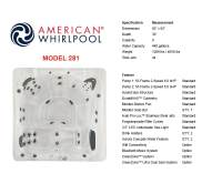 American Whirlpool - Pool & Patio Center