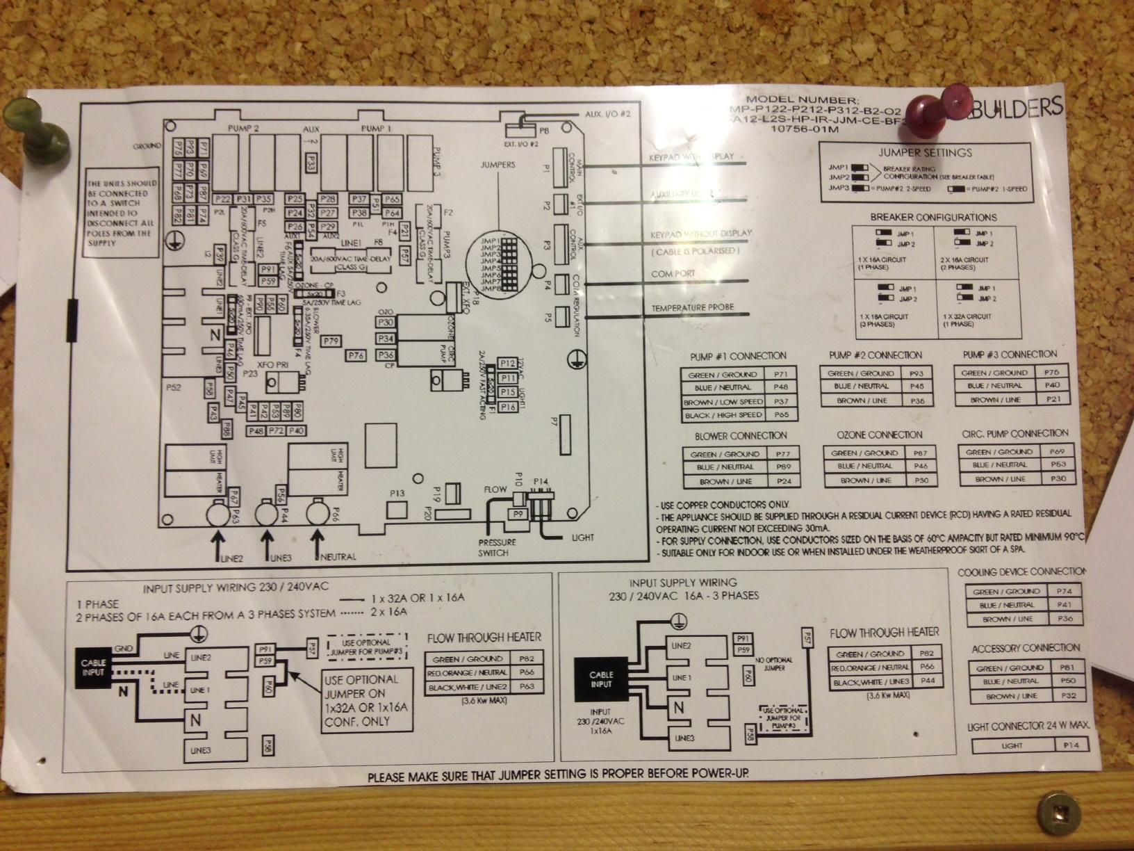 wiring a plug diagram