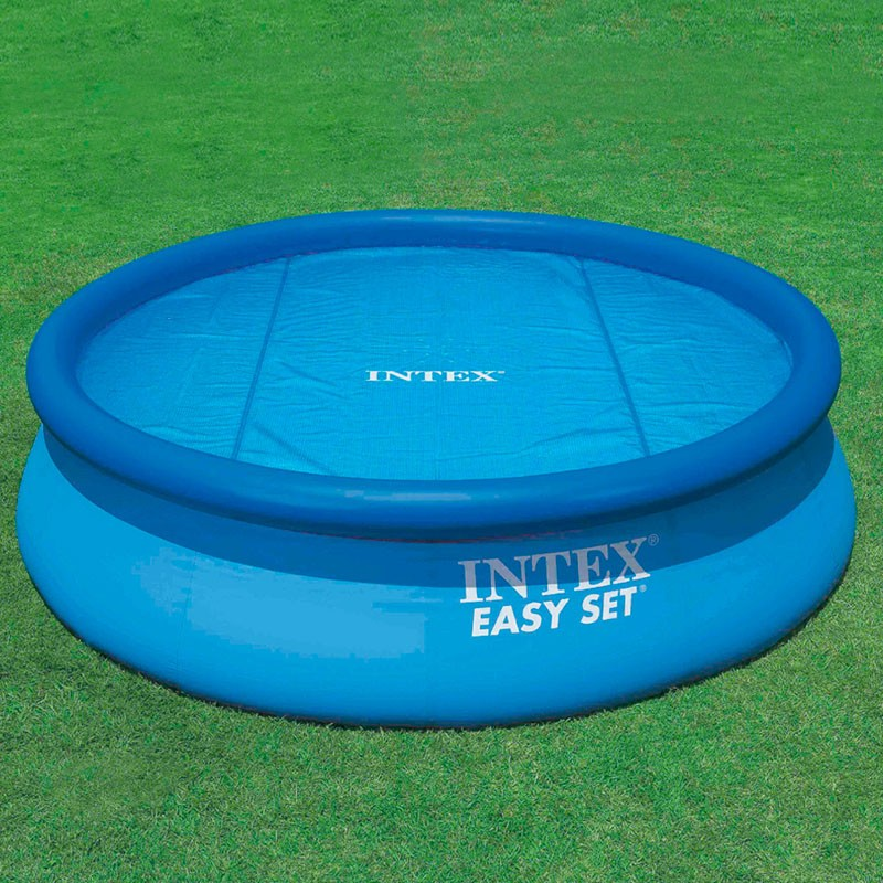 Intex Piscinas Desmontables Cobertor Solar Piscinas Intex Easy Set Y Metal Frame