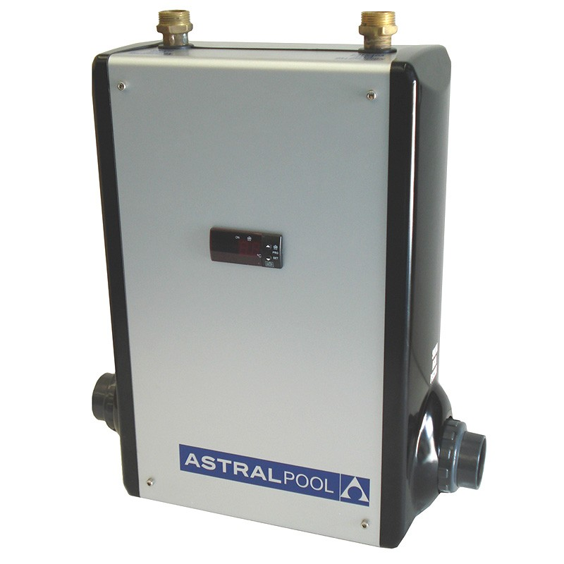 Barbacoas Portatiles Intercambiador De Calor Agua-agua Astralpool Waterheat
