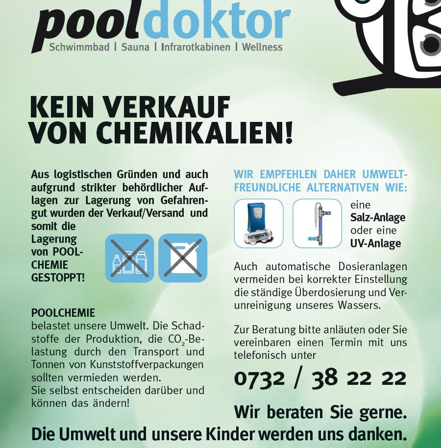 Solarfolie Pool Testsieger Poolpflege Mit Chlor Chlortabletten Pooldoktor At