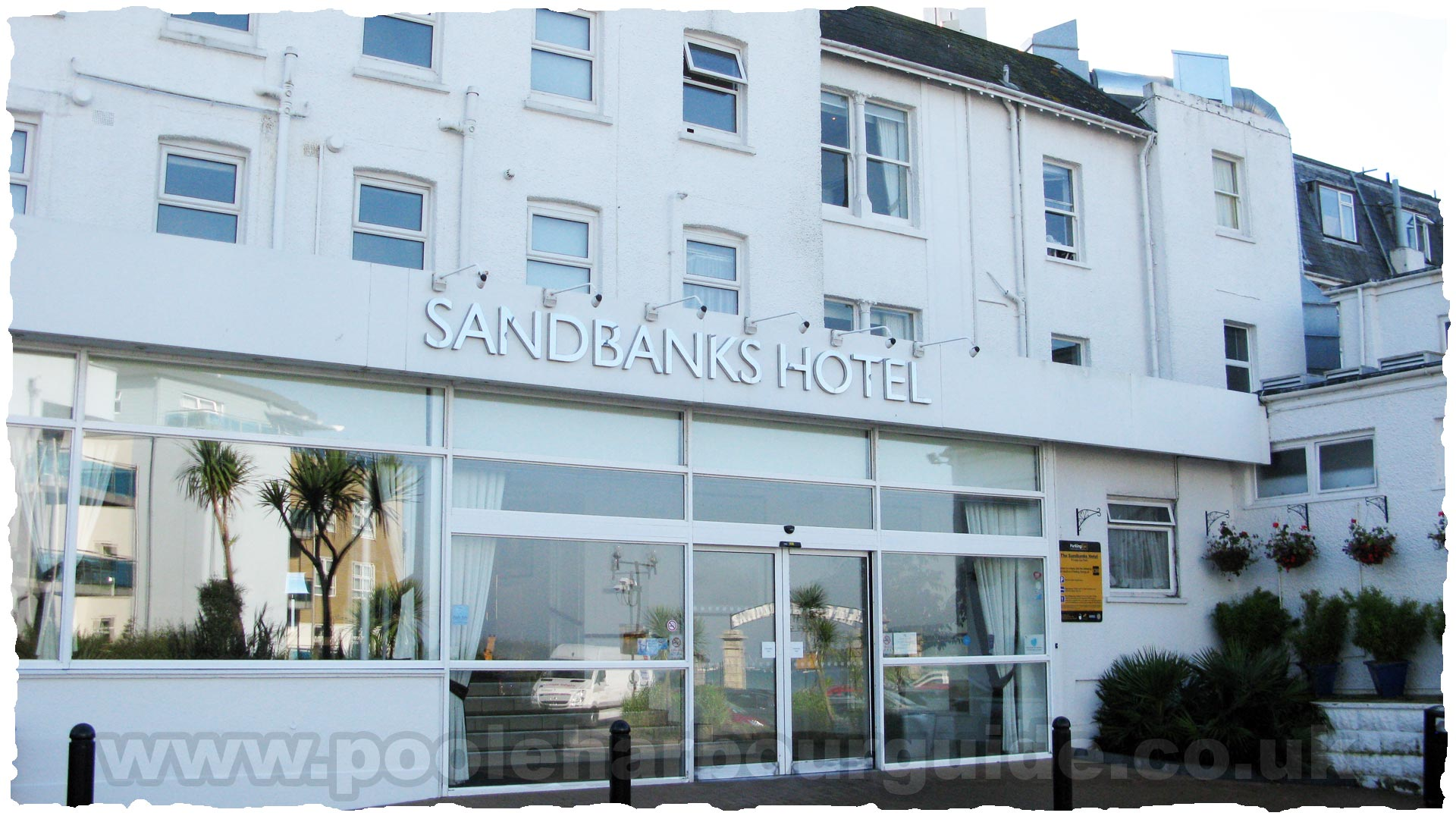 Bed And Breakfast Poole Harbour Sandbanks Accommodation And Sandbanks Hotels Guide