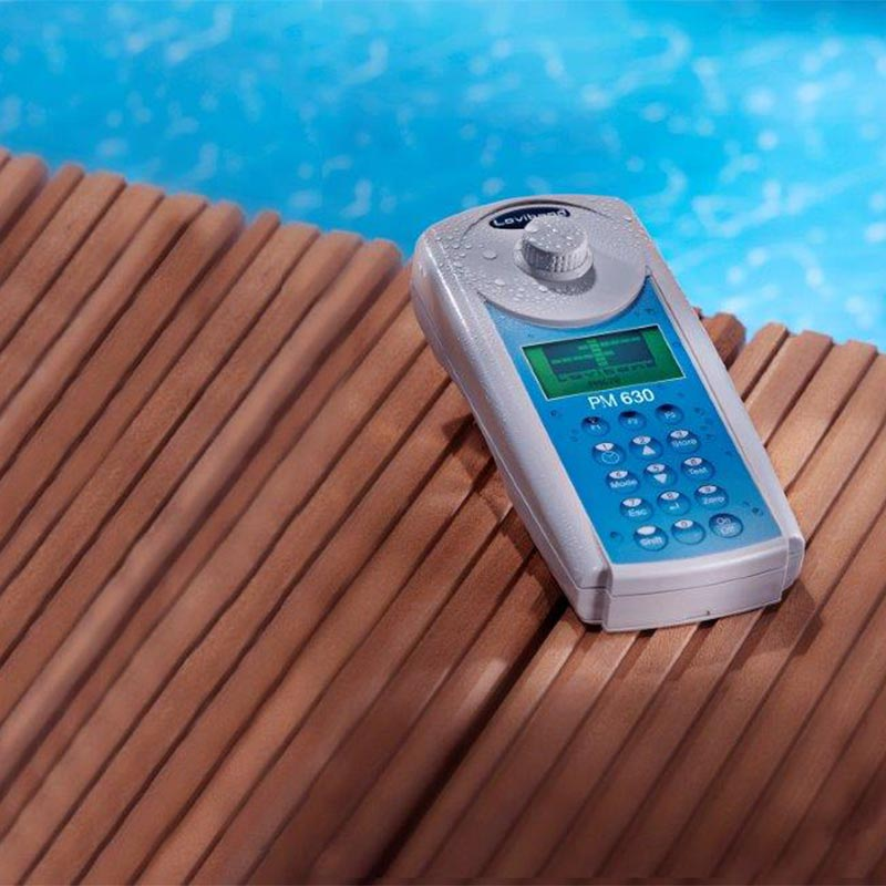 Solarheizung Pool Bauen Pooltester Pm630 Photometer | Pooltester Elektronisch