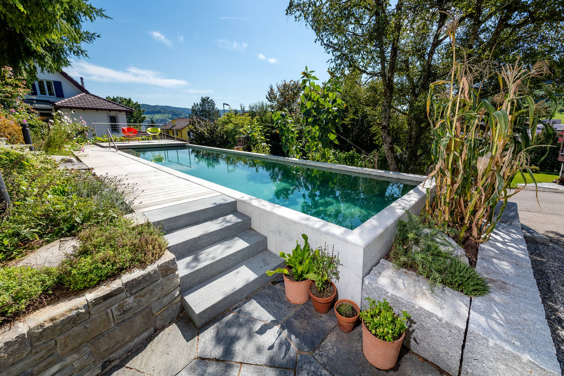 Betonpool Pools - Poolprofi