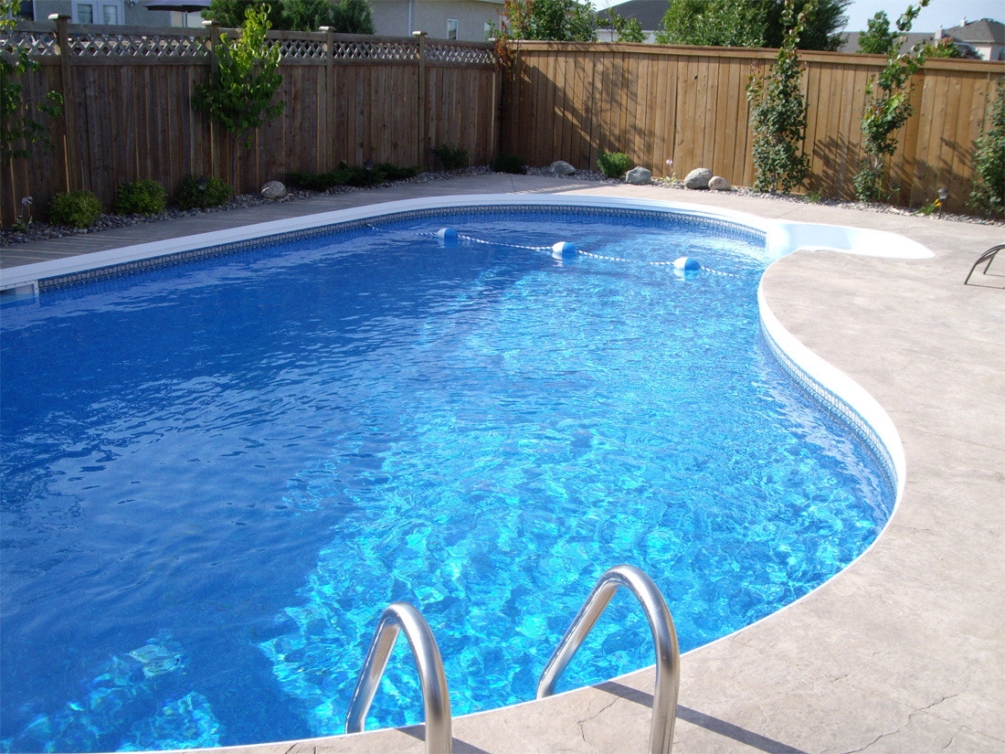 Pool Beton New Pool Build – Pool Pros – Winnipeg Manitoba Canada