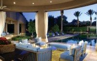 Patio Pool w/ Waterfall | Swimming Pools: A website about ...