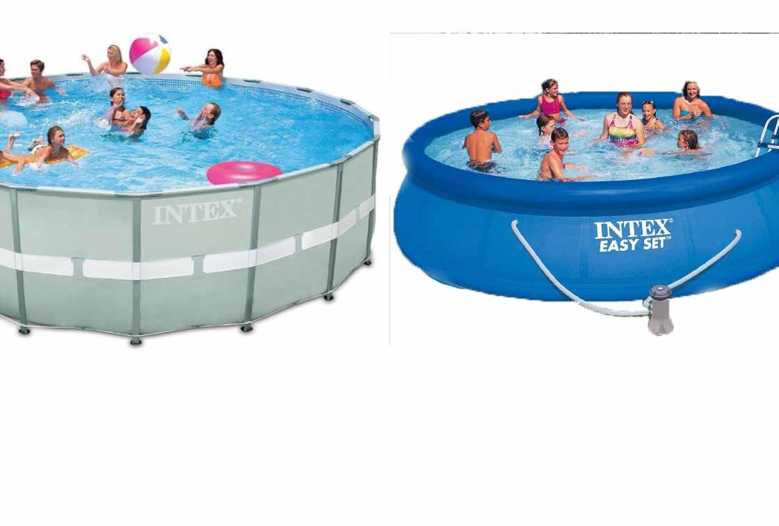 Intex Pool Frame Rund Best Intex Pool Intex Pools Reviews Advice Safety Tips