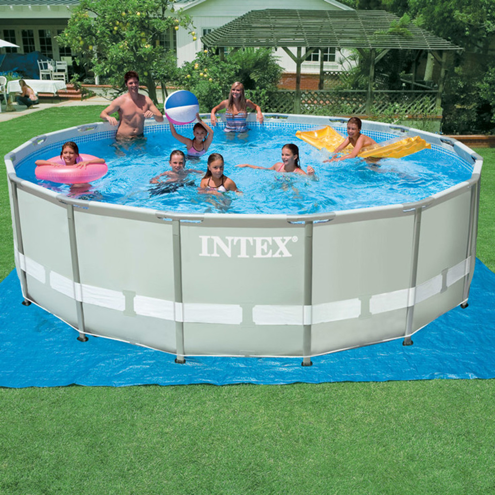 Intex Pool Frame Rund Intex 16 Round 48