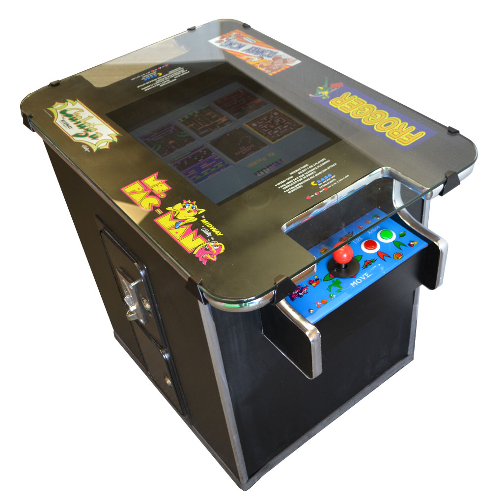 Classic Table Arcade Games Arcade 60 1 Cocktail Table