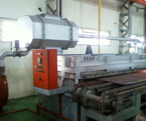 Aluminium Dry Hearth Furnace Melting Furnace Holding