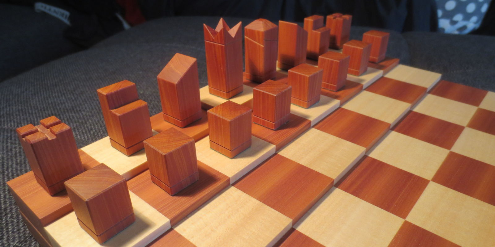Diy Wood Chess Board How To Make A Simple Yet Sophisticated Chess Set