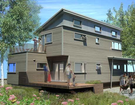 9 Modular Homes \ Designs - Custom Prefab Homes - design homes com