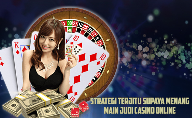 Cara Jitu Menang Game Judi Casino Blackjack Online