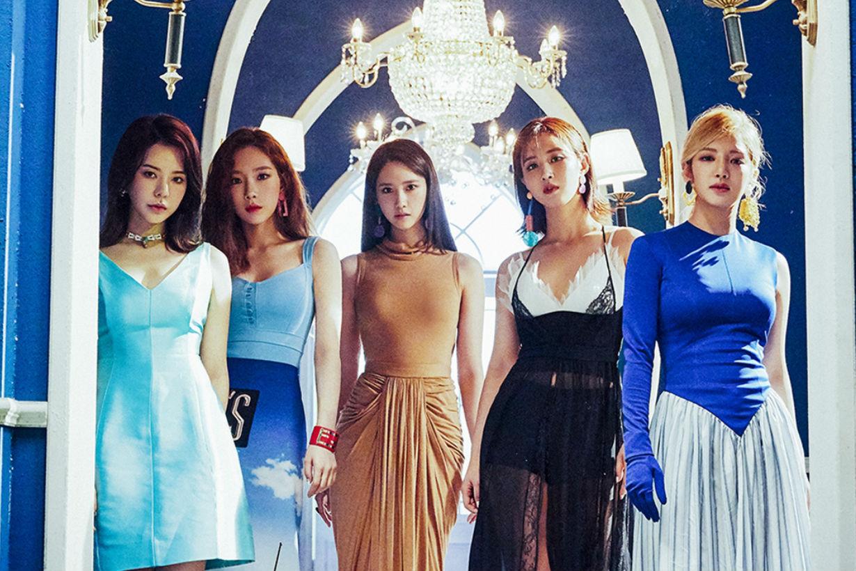Girls Generation Tiffany Wallpaper 少女時代 5 成員組新子團「oh Gg」強勢回歸!改走輕熟女路線?