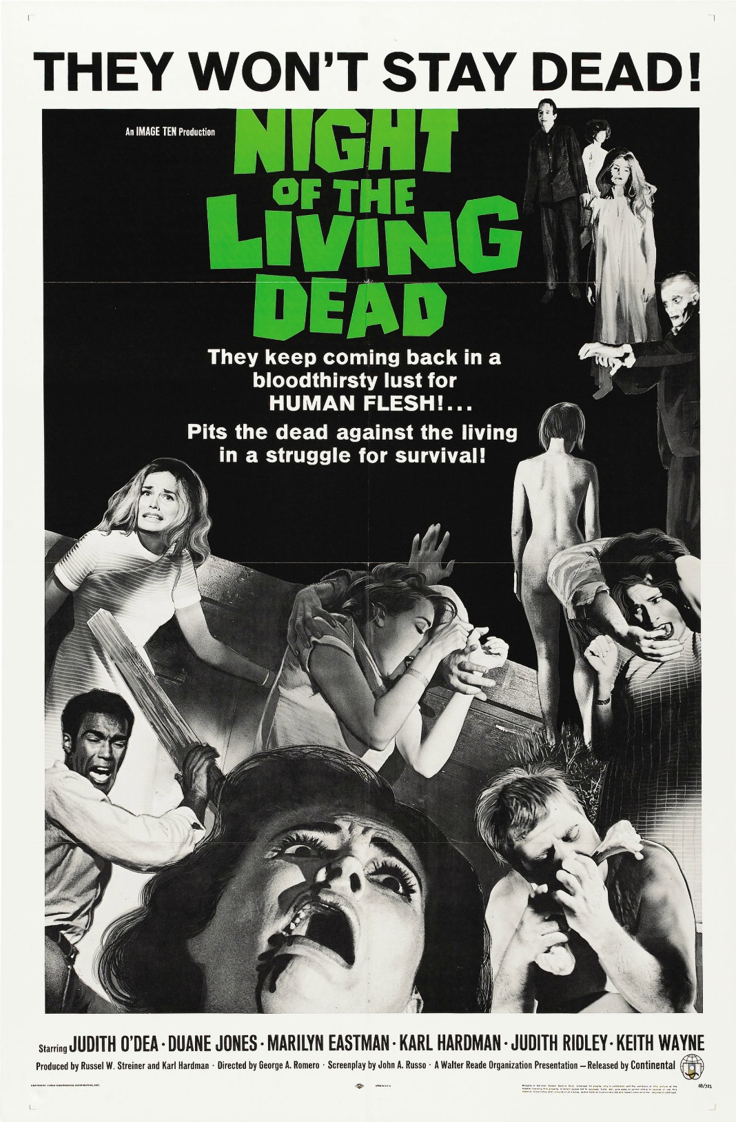Night Of The Living Dead Farmhouse Pop Culture Beasts Halloween Horror Picks 10 Night Of