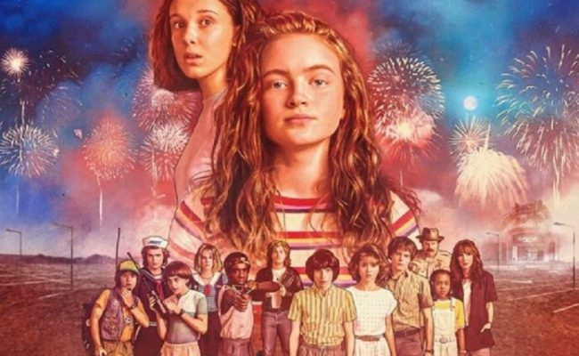 Stranger Things Season 4 Release Date Cast Plot What Is