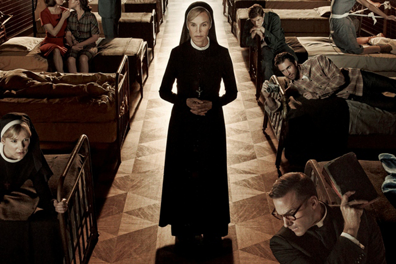 Mystic Falls Wallpaper Tv On Blu Ray Quot American Horror Story Asylum Quot