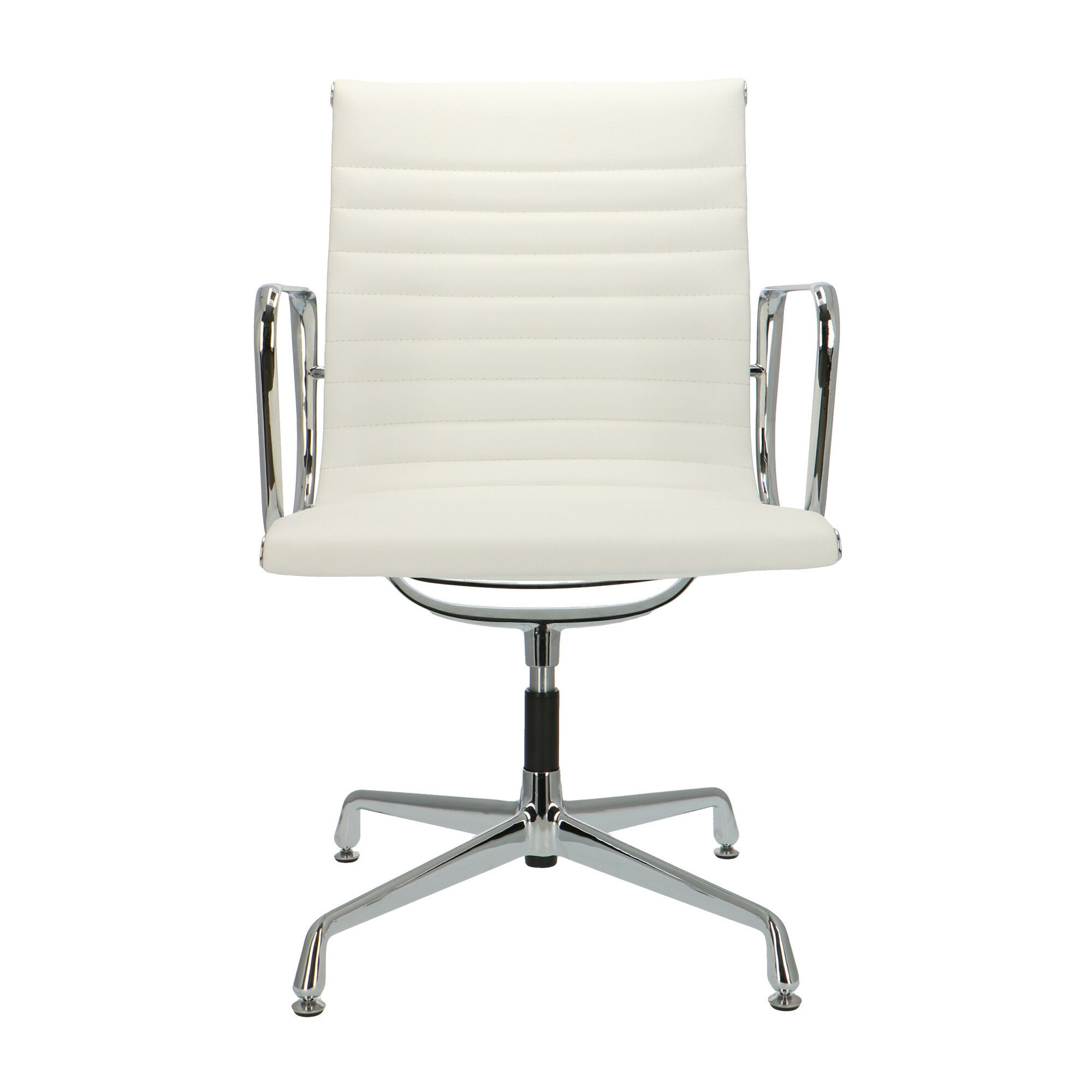Chair Eames Eames Office Chair Ea 108 White Skai | Popfurniture.com