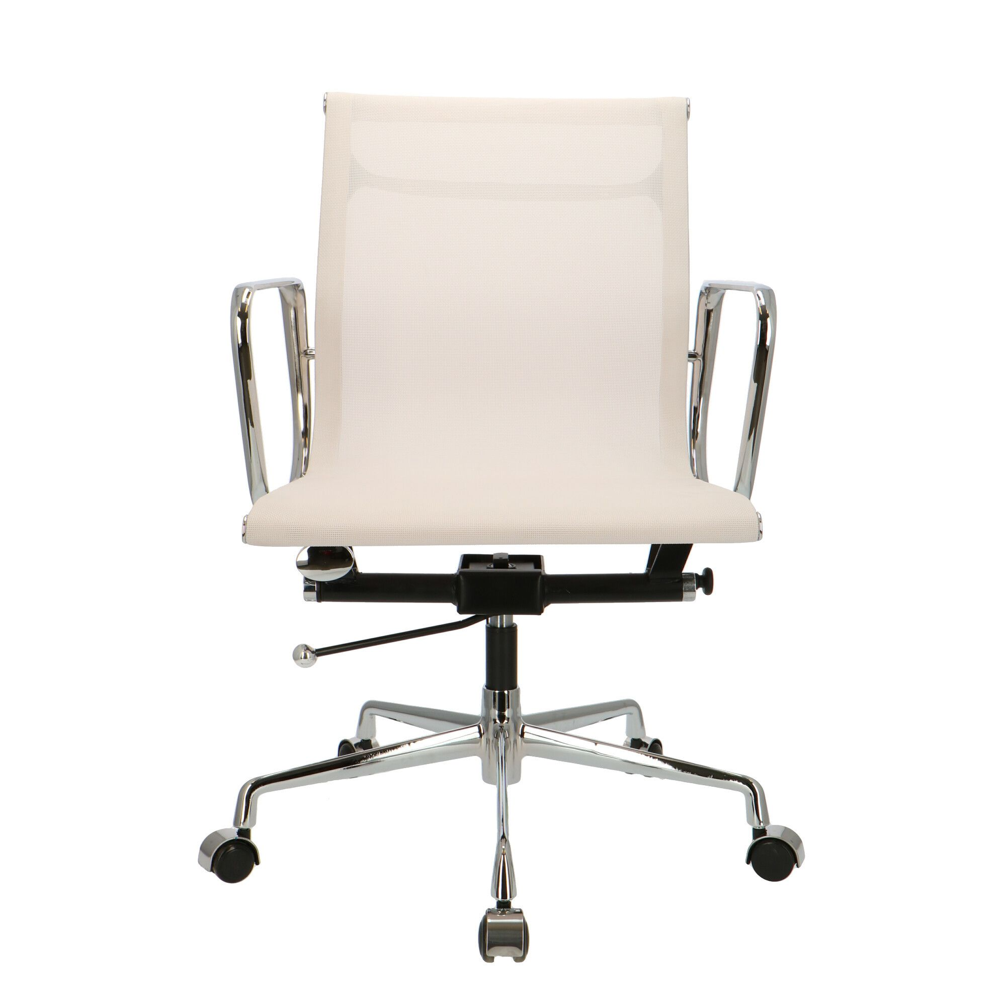 Chair Eames Eames Office Chair Ea 117 White Mesh | Popfurniture.com