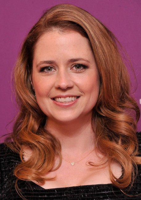 Layered Hairstyles Back Jenna Fischer Curly Hairstyles Getty Images Popular Haircuts