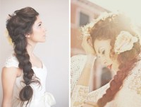 Side Braid Hairstyles For Weddings