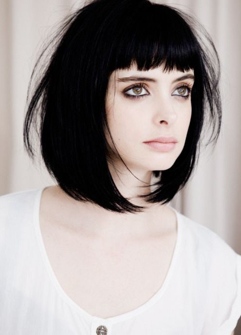 Long Hair Bangs Images 2014 Bob Hairstyles For School Girls Popular Haircuts